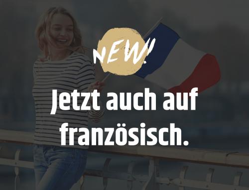Voilà: APPRENTIO® jetzt auch auf französisch